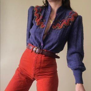 Amazing vintage sweater